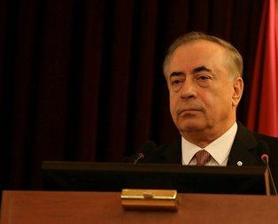 G.Saray Başkanı Cengizden olay yaratacak açıklama