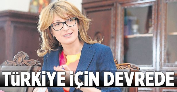 Türkiye için devrede