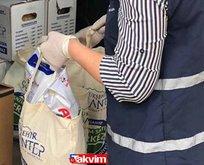 TC nüfus cüzdanı olan herkese maddi yardım! İhtiyaç sahiplerine gıda kolisi...