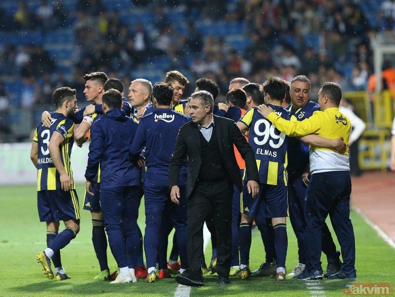 Fenerbahçe'de flaş ayrılık! Sezon sonu iki isim yolcu