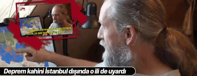 Deprem kahini Frank Hoogerbeets'in kehaneti yine tuttu! Ve yeniden uyardı: 'İstanbullular tetikte olun!'