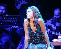 Yıldız Tilbe konserinde kavga çıktı