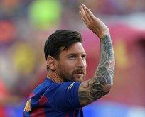 Messi çılgınlığı!