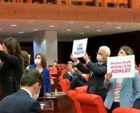 Meclis'te HDP-CHP-İYİ Parti iş birliği!