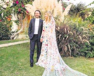 Bodrum'da masal gibi düğün