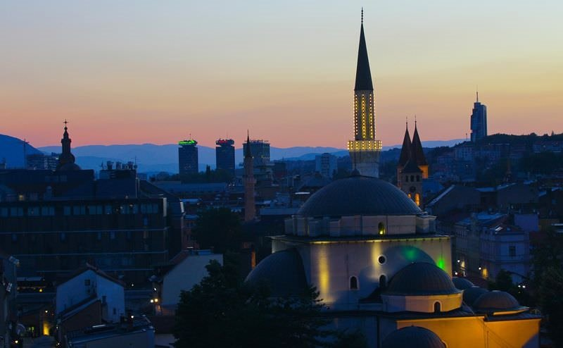 Balkanlarda Ramazan coşkusu