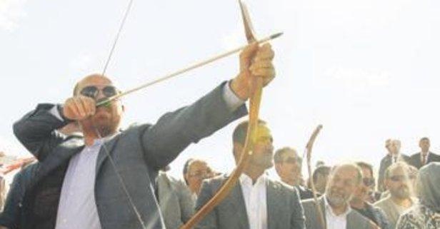 Erzurum geleneksel sporlarımızın merkezi