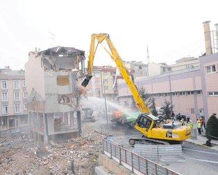 Riskli binaya resen dönüşüm