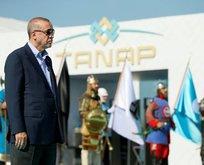 Tarihi proje TANAP açıldı!