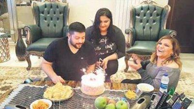 İhaneti affeden Kibariyeden doğum günü sürprizi!