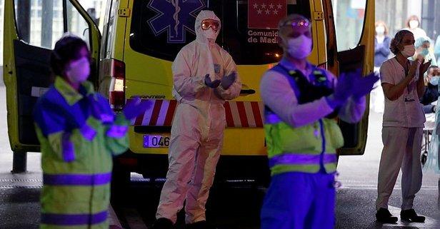 İspanya'da koronavirüs kabusu! Ölü sayısı 6 bini aştı
