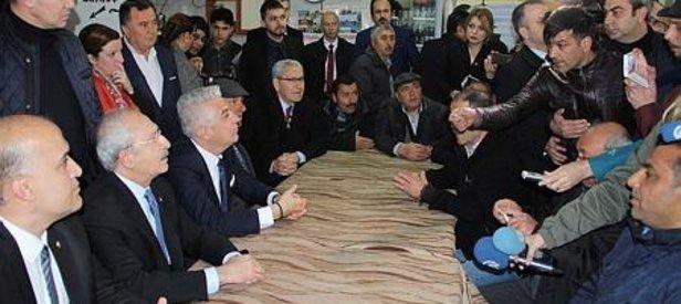 Vatandaştan Kılıçdaroğlu'na sert tepki!
