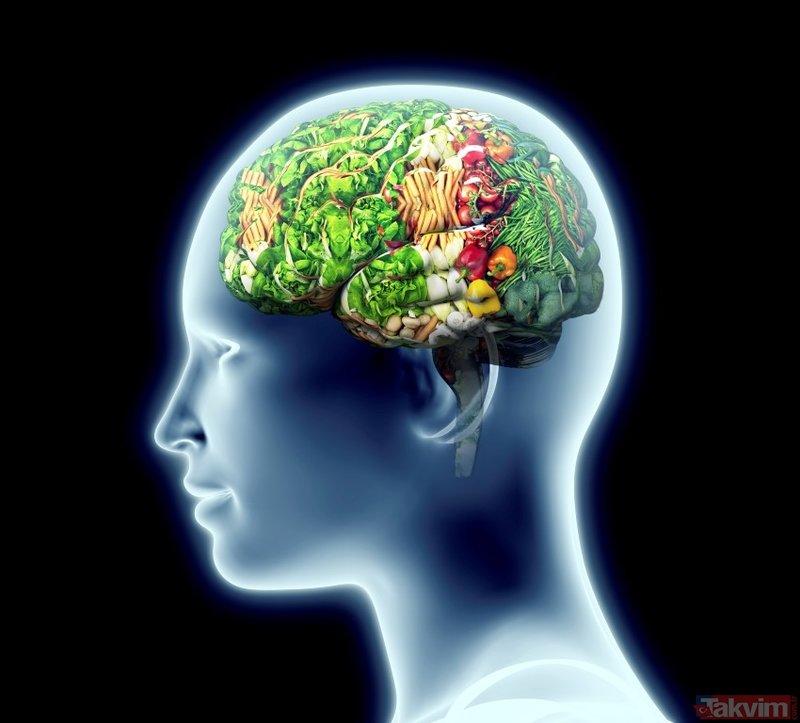 Fazla tüketildiğinde beyni hasta eden besinler!