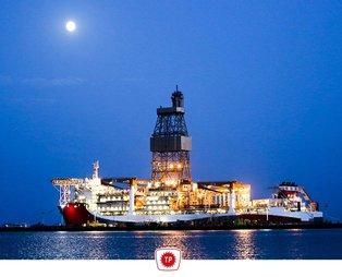 Türkiye Petrolleri Anonim Ortaklığı duyurdu: Kanuni sondaj gemisi göreve hazırlanıyor!