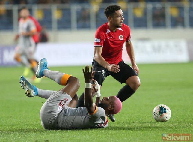 Ankara´da sessiz gece | Gençlerbirliği 0-0 Galatasaray (Maç sonucu)