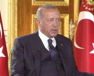 Başkan Erdoğan: Ekrem Dumanlı sen müptezelsin