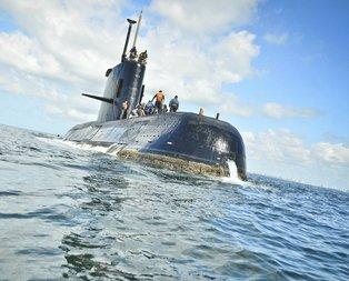 Kayıp denizaltı gizemi büyüyor