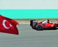 Turizme Formula 1 nefesi! 100 milyon Euro gelir!