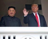 Trumptan aşk itirafı: Kim Jong-Un ile birlikte...