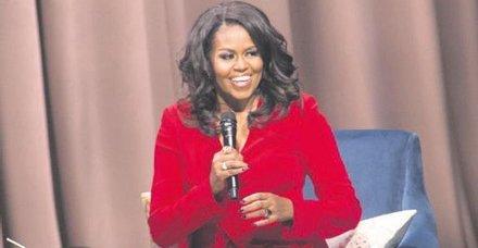 Michelle Obama'dan Meghan'a nasihat
