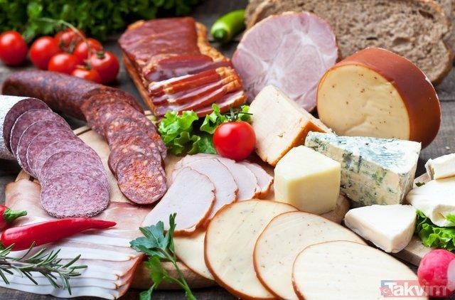 Fazlası öldürüyor! Beyni öldüren, hasta eden zararlı besinler hangileri?