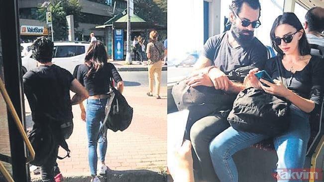 HandeAtaizi halk otobüsüne bindi... Lüks düşkünü ünlüleri topa tuttu!