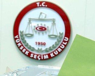 İlçe seçim kurulları YSK'nın kararına direnmiş!