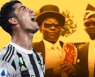 Dünya tabut dansçılarını konuşuyor! Onların hedefinde ise Ronaldo, Messi ve Ronaldinho var...