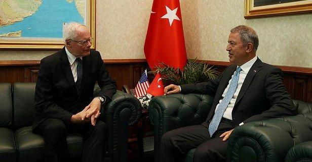 ABD Suriye temsilcisi Ankarada