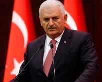 Yıldırım'dan Türk Hava Kuvvetlerine kutlama mesajı