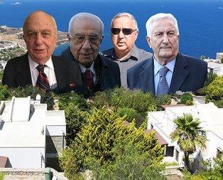 28 Şubat'ın mimarları Bodrum'da lüks villalarda yaşıyor