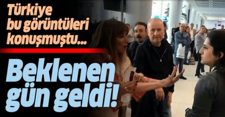 İstanbul Havalimanı'nda çalışan Tuğçe Sevi'ye hakaret eden Fatma Funda Esenç'in yargılanmasına yarın başlanacak
