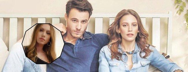 Kerem Bürsin aşkı Serenay Sarıkaya'ya benzeyen fenomende buldu! İşte Kerem Bürsin'in sevgilisi...