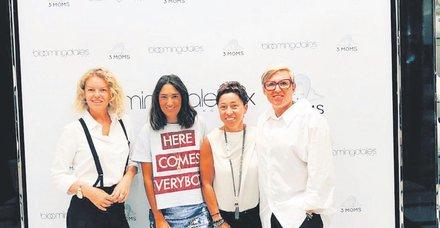 Alara Koçibey, Tuvana Büyükçınar ve Emine Kütük, kurdukları 'Three Moms' markasıyla hedef büyüttü