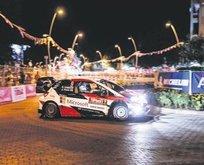 Rallide büyük heyecan Marmaris'te start aldı
