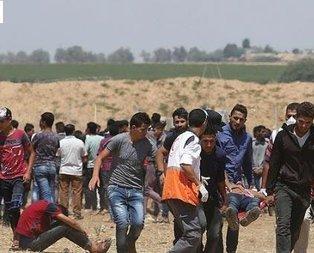 İsrail askerleri AA foto muhabirini yaraladı