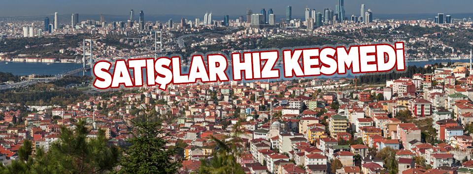 Türkiye'de 2017 Eylül ayında 140.298 konut satıldı