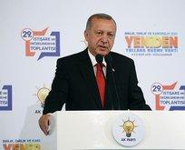 Başkan Erdoğan'dan vatandaşlara birikim önerisi