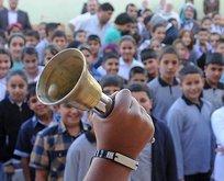 Samsatta okullar tatil ilan edildi