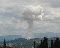 Sakarya'da bir patlama daha