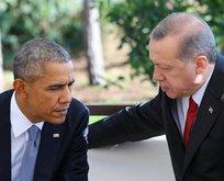 Obama'nın ısrarına Erdoğan rest çekti