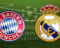 Bayern Münih-Real Madrid maçı hangi kanalda, saat kaçta?