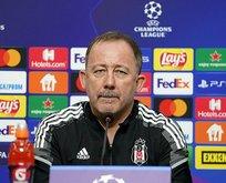 Beşiktaş - Sporting Lizbon maçı öncesi iddialı sözler