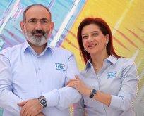 Paşinyan oğlunu Azerbaycan'a vermek istiyor