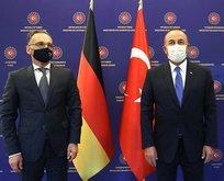 Dışişleri Bakanı Mevlüt Çavuşoğlu Yunanistan'ı uyardı