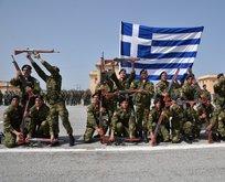Yunan ordusundan asker olmak isteyenlere şok cevap!