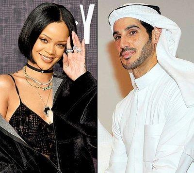 Rihanna Suudi işadamı sevgilisi Hassan Jameel'den ayrıldı mı? (Ri-Ri'nin çalkantılı aşk hayatı)