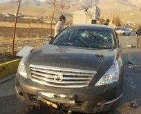 İran'dan Fahrizade hamlesi