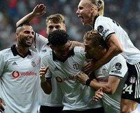 Beşiktaş Avrupa sahnesinde! İlk 11ler belli oldu
