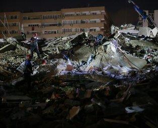 6.6 büyüklüğündeki depremin ardından Türkiye İzmir için tek yürek oldu